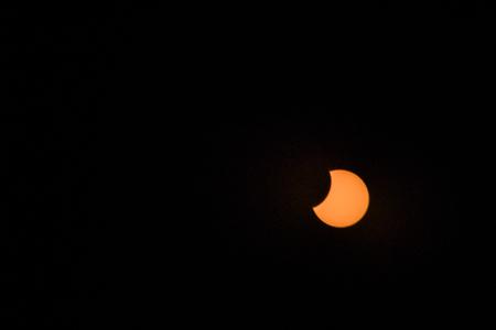 2017 Total Solar Eclipse in South Carolina