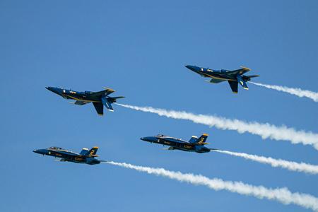 Myrtle Beach Airshow en de Blue Angels