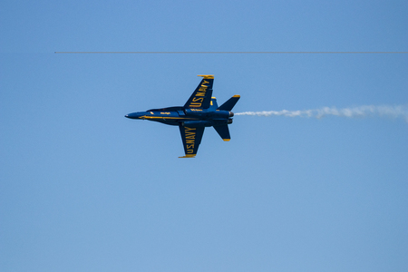 Myrtle Beach Airshow and the Blue Angels Editorial