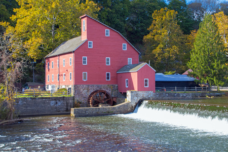 Red Mill in Clinton, New Jersey