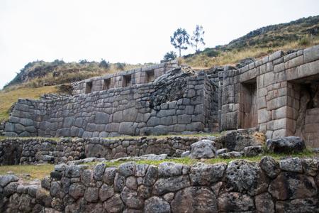 Inca Stonework near Cuzco