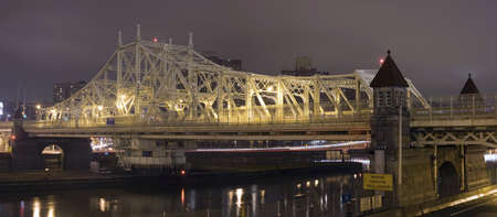 bronx county: Macombs Dam Bridge is a swing bridge that spans the Harlem River in New York City, connecting the boroughs of Manhattan and the Bronx near Yankee Stadium. It is the third-oldest bridge in New York City and was designated an official landmark in January 19