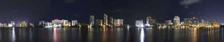 Condado in Santurce, a district of San Juan of Puerto Rico. Stock Photo