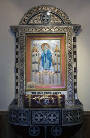 documented: Religious icon of the Virgin Mary.  This icon began dripping oil in 1994 while in the home of a woman in Brooklyn.  The news media including channel 11, 7 and 4, documented the appearance of what appeared to be oil and stated the icon dripped as much as