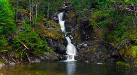 Gem Pool via Ammonoosuc Ravine Trail at Mount Washington, Coos County,  New Hampshire