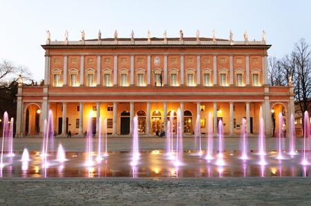 municipal: Reggio Emilia - Municipal Theater