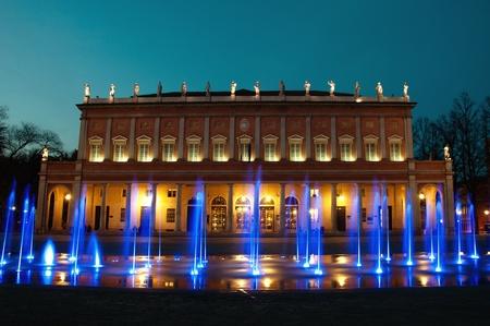 Reggio Emilia - Municipal Theater Stock Photo - 12790389