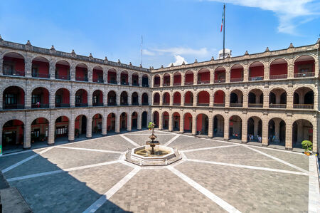 National Palace in Mexico City, Mexico