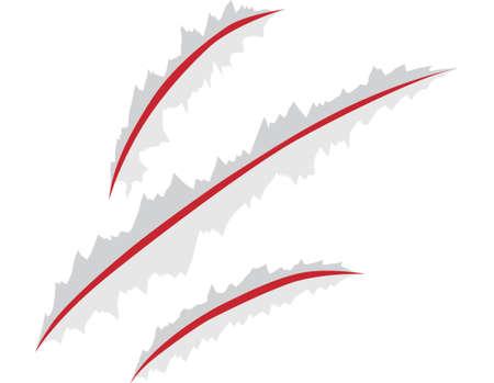 Scratches vector