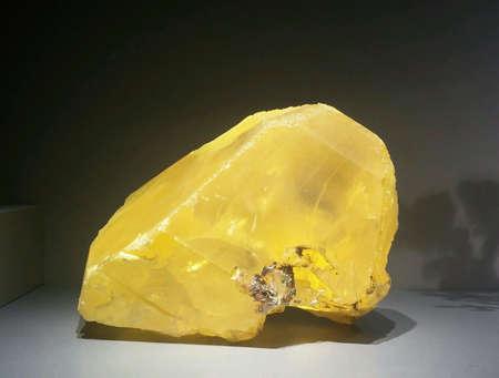 sulfur minerals