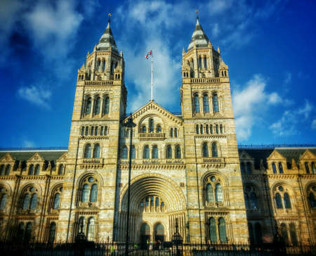 architectural: National History Museum London