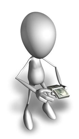 miser: count the money