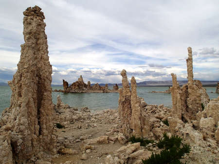 mono lake yosemite - USA 版權商用圖片