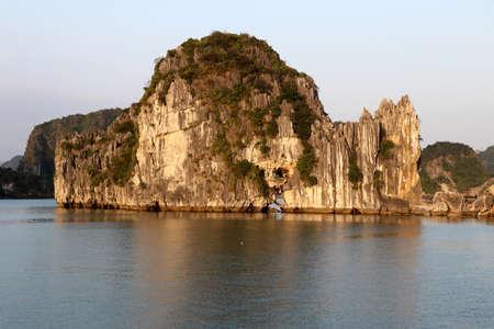Halong Bay - Vietnam Asia Stock Photo