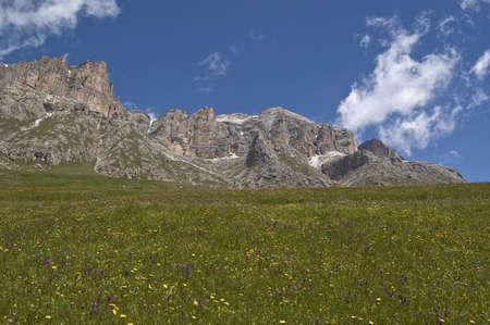 Dolomites Stok Fotoğraf