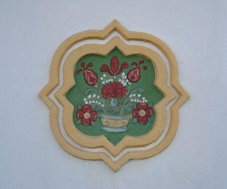 saxon: Saxon wall decoration