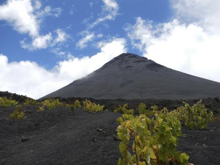 Fogo Vulkan in Kap Verde, Afrika