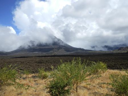 Fogo volcano in Cape Verde, Africa Standard-Bild