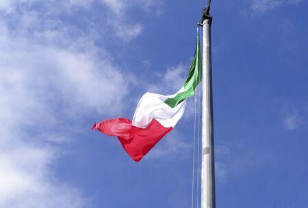 flatter: Italian flag