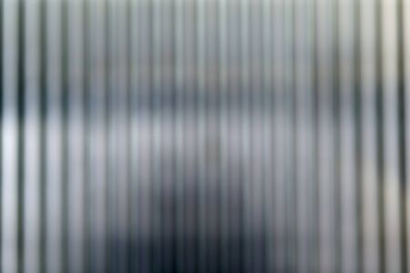 Grey metal texture with parallel lines