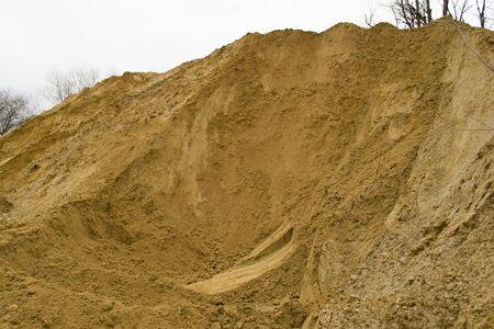 sand pit: Sand pit