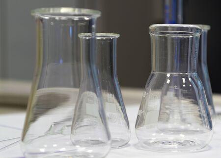 quarz: Erlenmeyer flasks