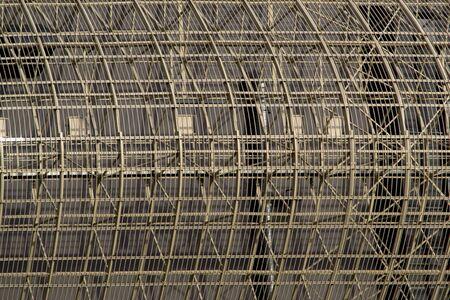 karkas: Karkas van een modern gebouw