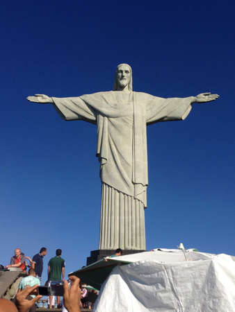 cristo: Cristo Redentor in Rio de Janeiro