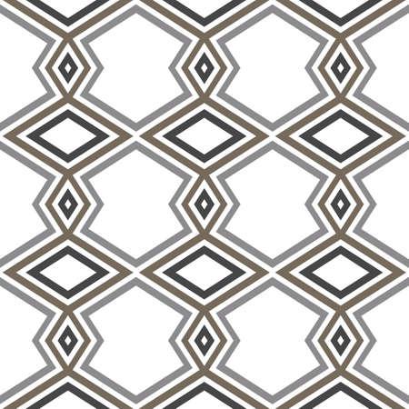 fondo geometrico: Modelo geom�trico incons�til sobre el fondo blanco. Fondo geom�trico