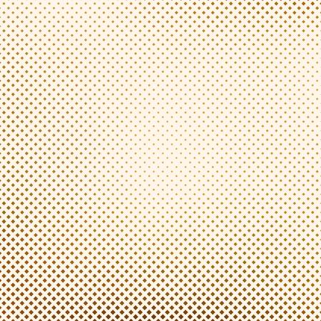 황금 사각형 벡터 기하학적 배경입니다. 현대 추상 패턴