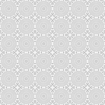 벡터 원활한 패턴입니다. 현대적인 디자인 템플릿입니다. 크리 에이 티브 단색 배경입니다.