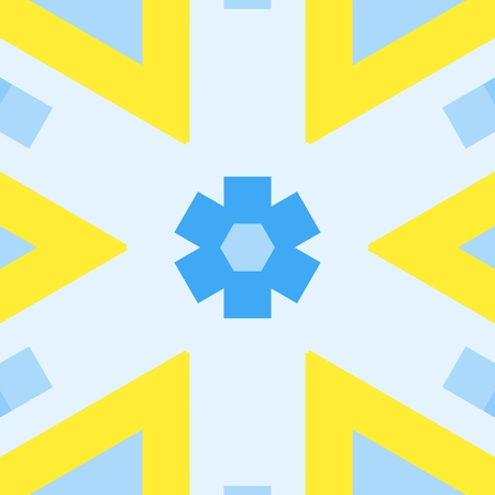 Naadloze patten, geometrische eenvoudige achtergrond, vectorillustratie