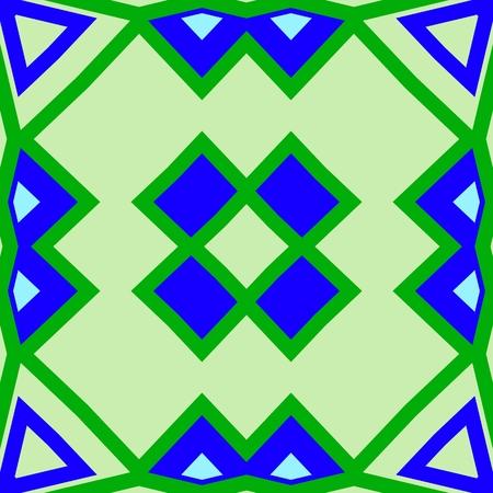 Naadloze patten, geometrische eenvoudige achtergrond, vectorillustratie Vector Illustratie
