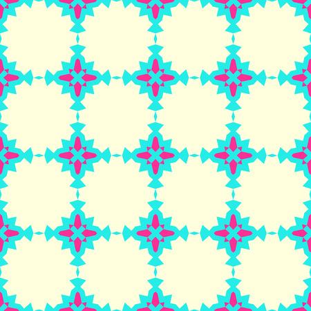 Seamless pattern in arabic style. Muslim, japanese, eastern, oriental colorful background. Reklamní fotografie