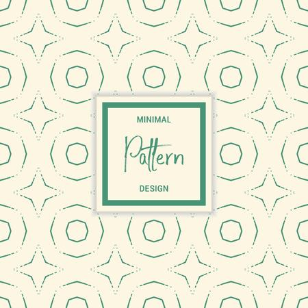Simple, minimalistic seamless pattern. Elegant creative background. Vector illustration. Illustration