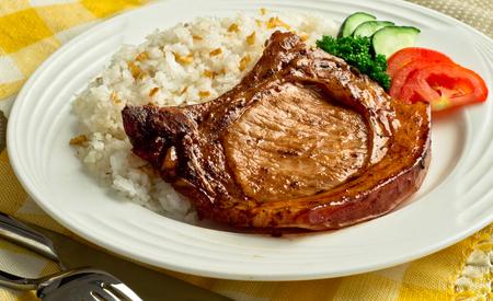 Sliced Pork / Pork Chop
