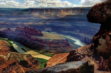 CanyonLands National Park 写真素材