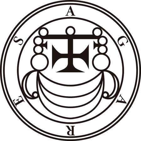 occultism: 280 AGARES