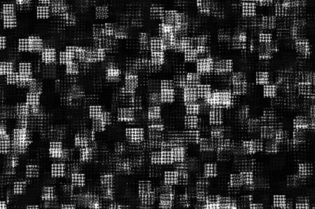 어두운 배경 그림 흑인과 백인 추상
