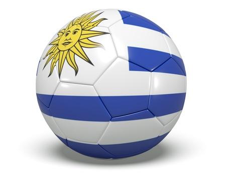 Soccer Ball - Uruguay