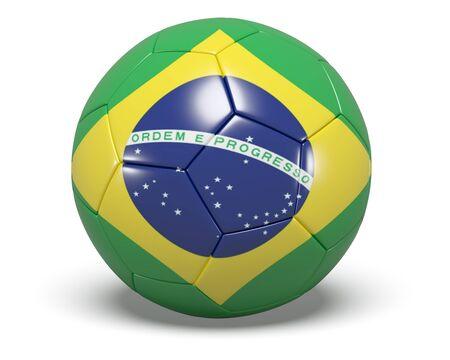 Soccer Ball - Brazil