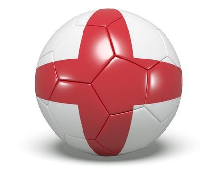 Soccer Ball - England