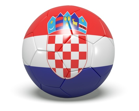 Soccer Ball - Croatia