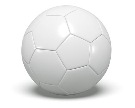 Soccer Ball - White