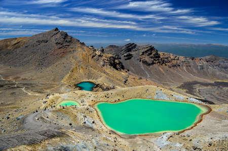 Tongariro Alpine Crossing, is 19.4km of pure rugged New Zealand beauty
