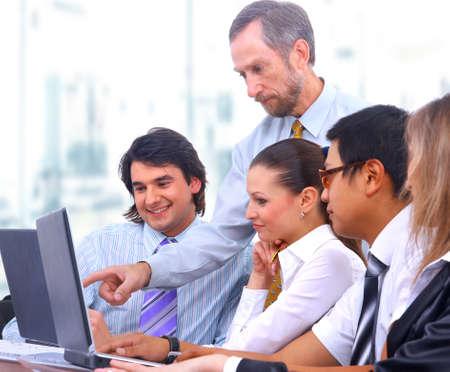 business team Stock Photo - 11072919