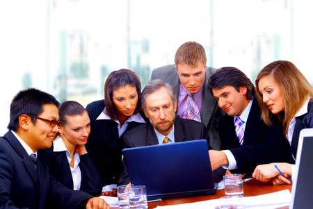 business team  Stock Photo