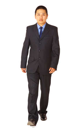 A good looking young asian businessman Stock Photo - 11686528