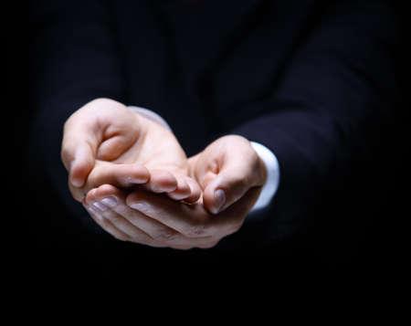 hand symbol  photo
