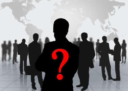 whose: business concept